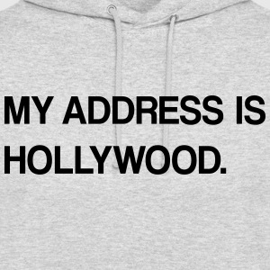 hollywood utforming - Unisex-hettegenser