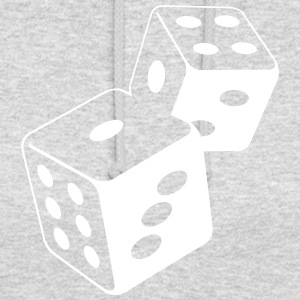 Two Dice At The Casino - Unisex Hoodie