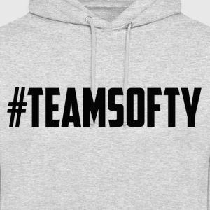 #TeamSofty - Sweat-shirt à capuche unisexe