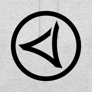 LOGO-VIRUS-RECORDS-IN-CYCLE - Unisex Hoodie