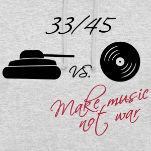 33  / 45 - make music not war