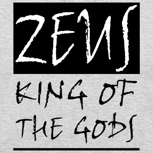 ZEUS KING OF THE GODS - Unisex Hoodie