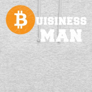 Bitcoin Business Shirt - Luvtröja unisex