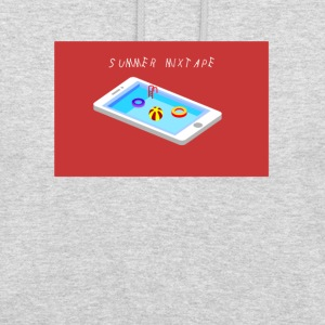 IPhone Pool Design - Unisex Hoodie
