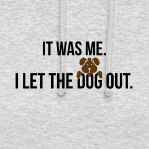 Dog fan shirt for dog lovers - Unisex Hoodie