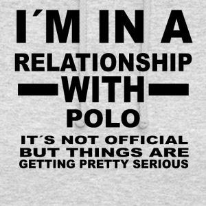 Relationship with POLO - Unisex Hoodie