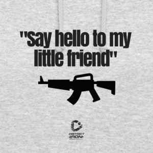 My little friend SCARFACE - Unisex Hoodie
