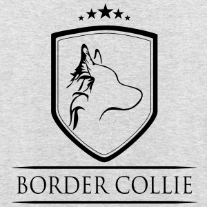 BORDER COLLIE ARMES - Sweat-shirt à capuche unisexe