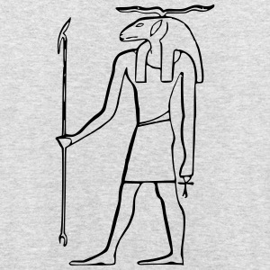 Ancient Egyptian Gud - Unisex-hettegenser
