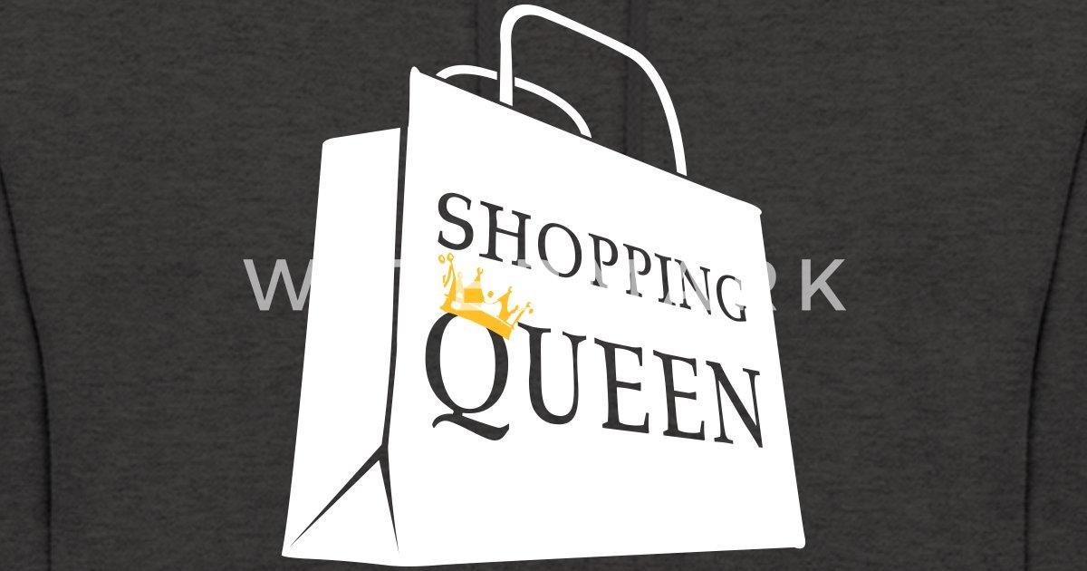 d8f8ec645e898 Shopping Queen Tasche Unisex Hoodie