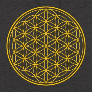 Flower of Life - Luvtröja unisex