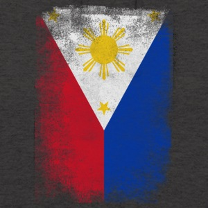 Philippines Flag Proud Filipino Vintage Distressed - Luvtröja unisex