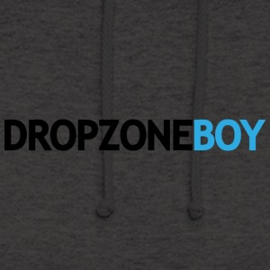 dropzoneBoy - Sweat-shirt à capuche unisexe