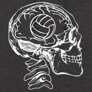 Volleyball in the head - Unisex Hoodie