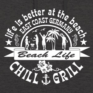 Chill Grill East Coast - Unisex Hoodie