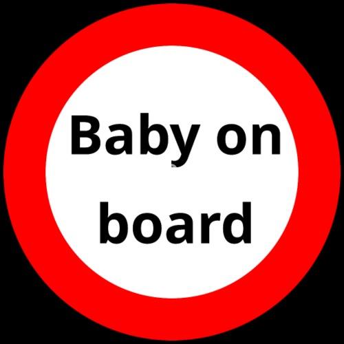 Baby Unterwegs Ein Wink Mit Dem Zaunpfahl Kissenhulle Spreadshirt