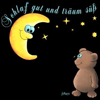 Schön mein schlaf süß und schatz träum Träum Süß