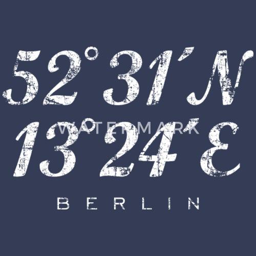 Berlin Breitengrad