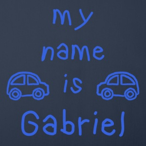 GABRIEL MY NAME IS - Housse de coussin décorative 44 x 44 cm