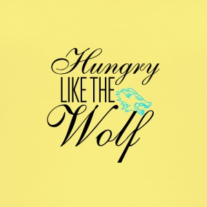 Hungry like the wolf - Women's Organic Tank Top by Stanley & Stella