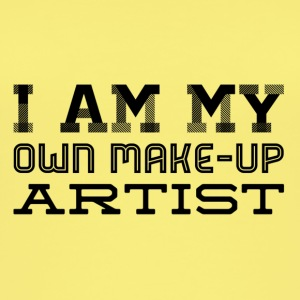 i am my own make up artist - Frauen Bio Tank Top