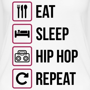 Eat Sleep Hip Hop Repeat - Women's Organic Tank Top