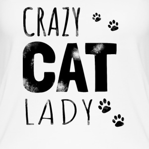 Crazy Cat Lady - Women's Organic Tank Top by Stanley & Stella