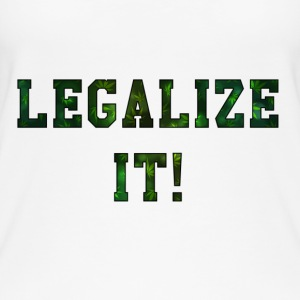 Legalize It - Frauen Bio Tank Top von Stanley & Stella