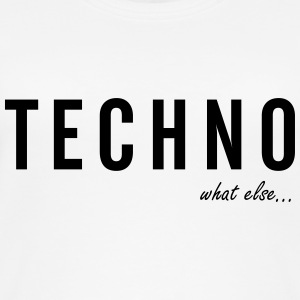 TECHNO ...what else - Frauen Bio Tank Top