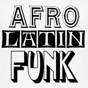 Afro Latin Funk sort - Salsa Mambo Dance shirt - Øko tank top til damer