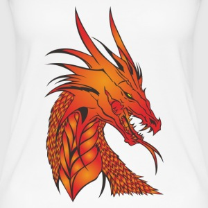 The miraculous dragon - Women's Organic Tank Top by Stanley & Stella