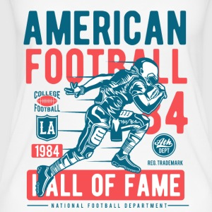 American Football 1984 - Sport Shirt Design - Women's Organic Tank Top by Stanley & Stella