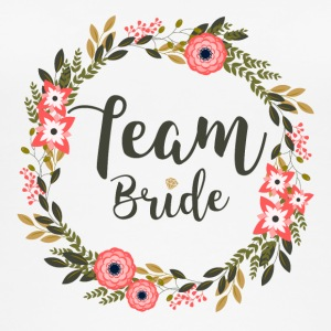 team Bride - Top ecologico da donna di Stanley & Stella