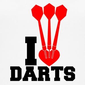 darts - Women's Organic Tank Top by Stanley & Stella