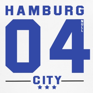 Hamburg City - Øko tank top til damer