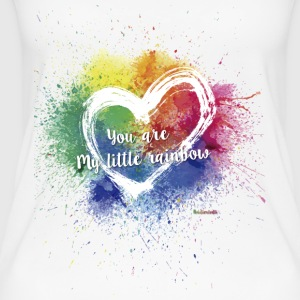 Little Rainbow T - Vrouwen bio tank top