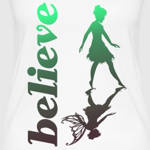 Believe in Fairies - Women's Organic Tank Top