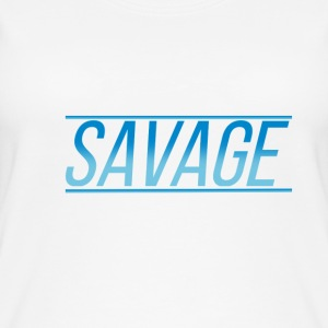 savage - Women's Organic Tank Top