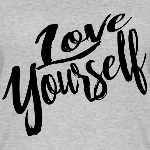 loveyourself - Frauen Bio Tank Top von Stanley & Stella