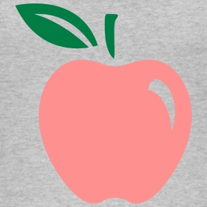 A Red Apple - Women's Organic Tank Top