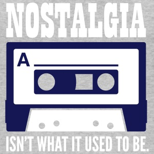 Nostalgia Isn't What It Used To Be. - Women's Organic Tank Top