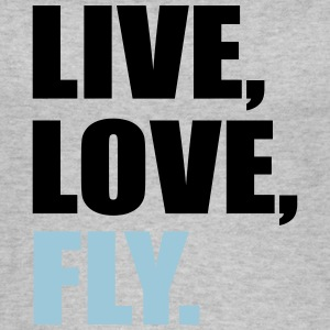 fly - Women's Organic Tank Top