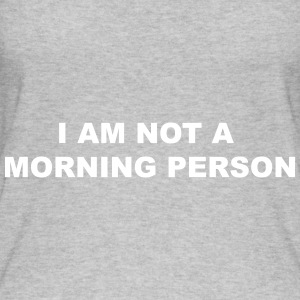 not a morning person - Frauen Bio Tank Top von Stanley & Stella