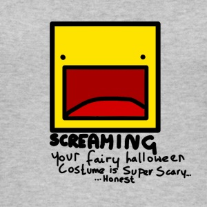 Halloween Screaming - Women's Organic Tank Top by Stanley & Stella