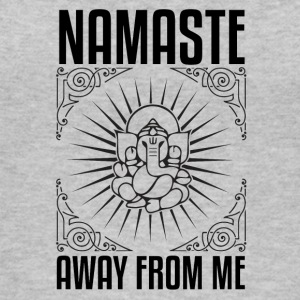 NAMASTE IN BED ELEPHANT - Women's Organic Tank Top