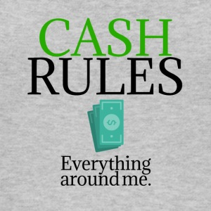 Cash rules - Women's Organic Tank Top by Stanley & Stella