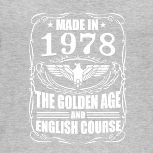 Made in 1978 - The Golden Age - Women's Organic Tank Top