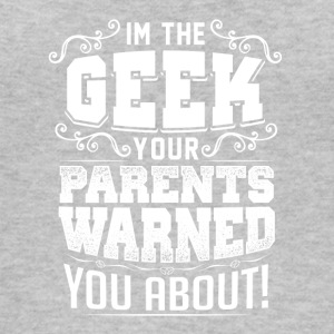 Cool Geek shirt - Øko tank top til damer