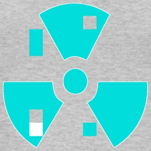 Radioactive atoms - Women's Organic Tank Top