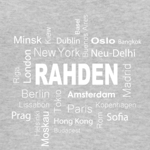 Rahden New York in Berlin - Women's Organic Tank Top by Stanley & Stella